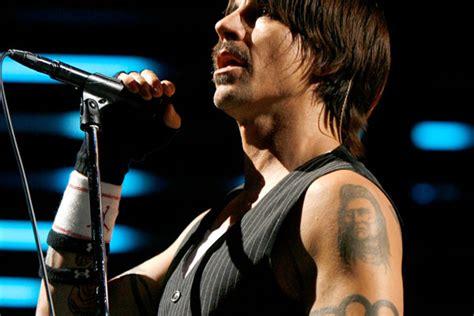 Anthony Kiedis Tattoos On Arms Anthony Kiedis Back