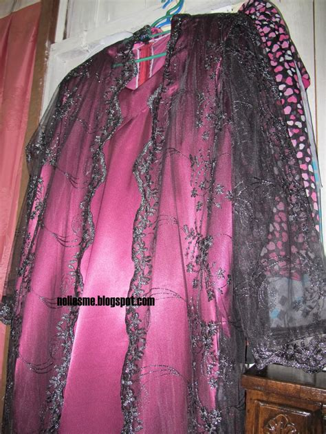 Review Baju Tunang lovely nolie 25 12 2010 e day review 2