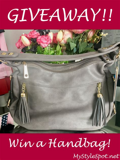 Handbag Giveaway - giveaway win a handbag for valentine s day enter to win over 45 other prizes