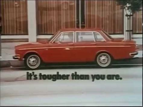 volvo commercial volvo 140 commercial parking