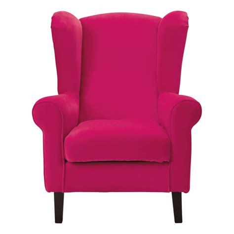 pink velvet armchair child s armchair fuchsia pink velvet velvet velvet