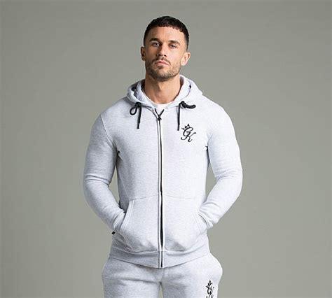 Jaket Sweater Hoodie Zipper Burgerkill 1 King Clothing Exlus king zip hooded top snow marl footasylum