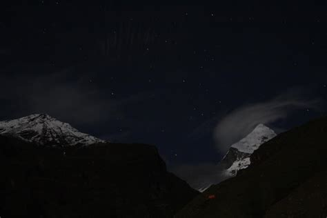 by night the mountain constant wonder 9 words