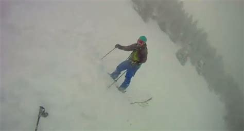 emirates guy viral man rescued from east vail avalanche emirates 24 7