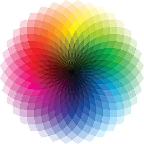 what color is this image royalty free color wheel clip vector images