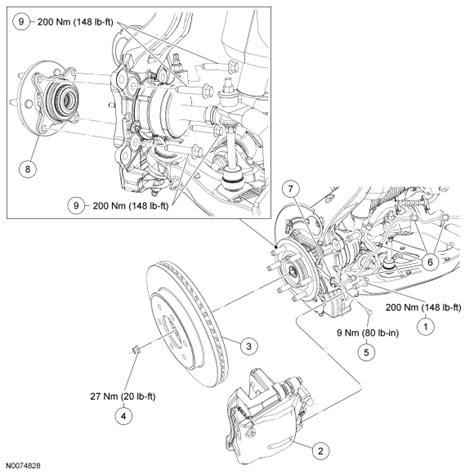 2008 Ford F150 4x4 Vacuum Diagram