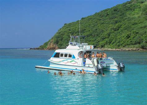 culebra island catamaran tour culebra island charters puerto rico east island excursions