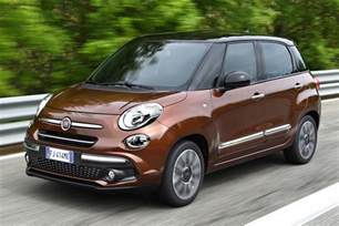 News For Fiat New Fiat 500l Fatter Fiat 500 Sibling Gets Nip Tuck By