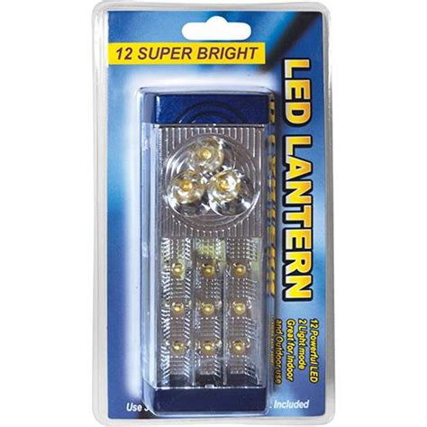 wholesale 12 led lantern glw