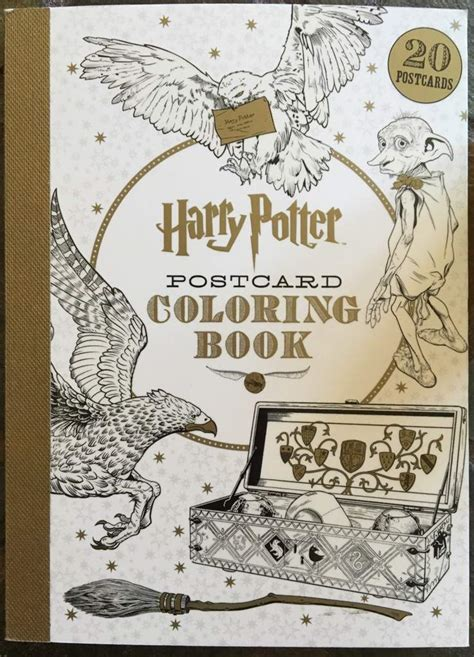 harry potter coloring book preview harry potter coloring book books for children secret