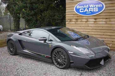 V10 Lamborghini Price Lamborghini 5 0 V10 Supleggera Egear 2007 Car For Sale