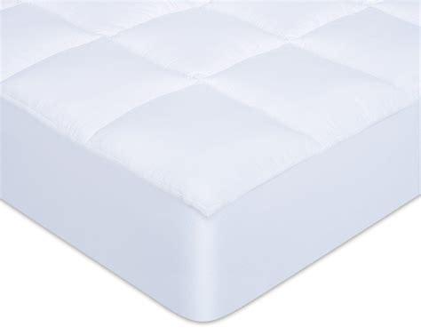 mattress cover for comfort com dreamaway comfort fill mattress protector