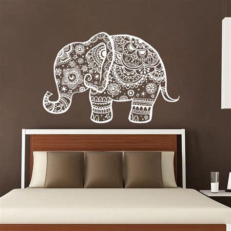 Zen Home Decor Store compra elefante tatuajes de mandala online al por mayor de