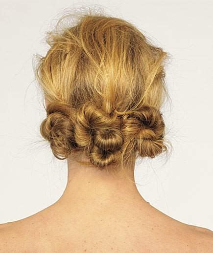 Types Of Hair Knots by Easy Updos