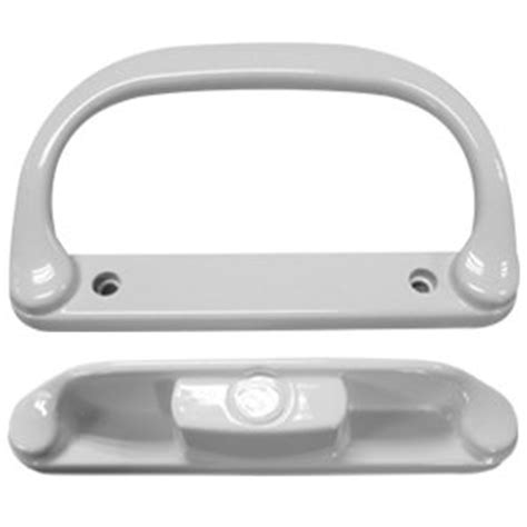 Patio Door Handle Set White Replacement Pd1520white Patio Door Latch Replacement