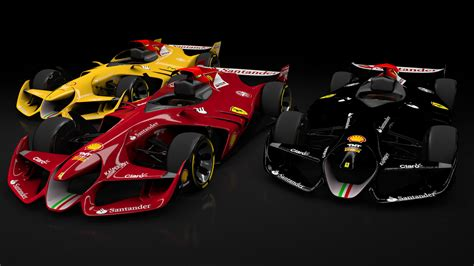 ferrari prototype f1 ferrari f1 concept 1 01 for ac released virtualr net