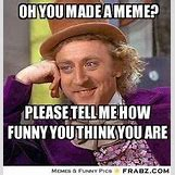 Willy Wonka Meme Funny | 236 x 248 jpeg 26kB