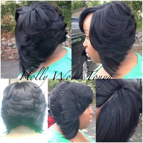layer weave hair styles weave 84 best flawless hair bob weave images on pinterest