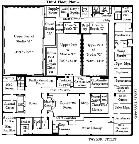 radio city floor plan radio city part 2