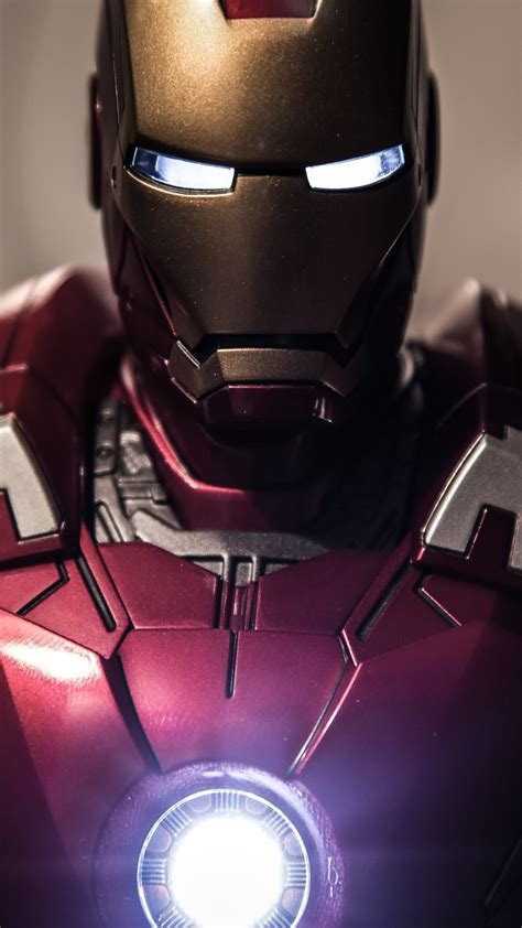iron man nano suit tony stark marvel