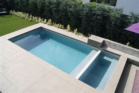 simple pool modern pool venice ca photo gallery landscaping network