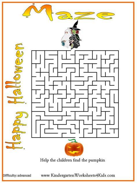 printable halloween games for kindergarten halloween worksheets games activities and printables