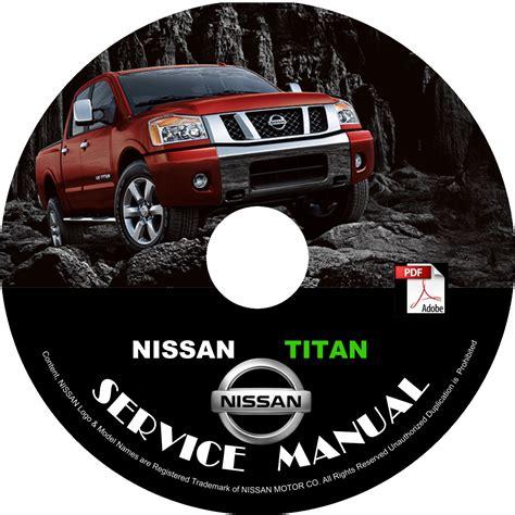 best auto repair manual 2009 nissan titan head up display 2009 nissan titan factory repair service shop manual on cd