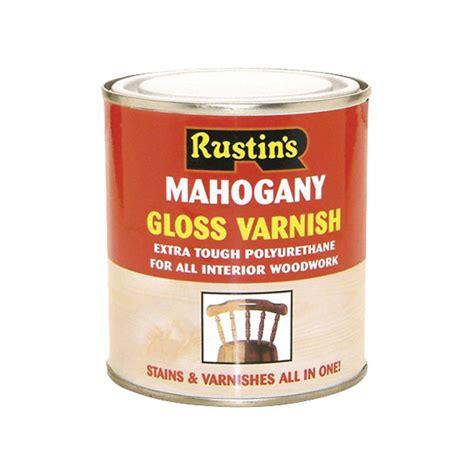 Vernish Glossy Doff 500 Ml rustins poga500 polyurethane varnish stain gloss antique pine 500ml rapid