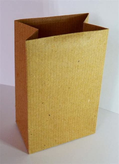 Simple Paper Bag - other flowers celebrations gifts small brown paper