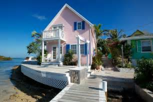 Beach House Pictures Get It In Pink Everything Pink Pink Beach Houses