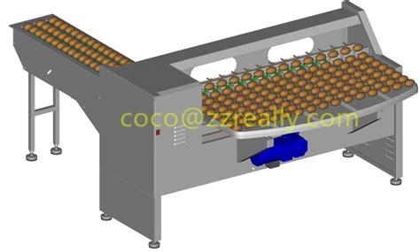 grading machine five grade 5400pcs h chicken egg weight grading machine