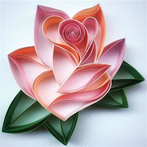 Yulia Brodskaya by Woman Quits Her Day Job To Create Beautifully Quilled