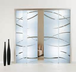 nice Contemporary Glass Doors Interior #2: Modern-Glass-Sliding-Door-by-Casali-Photo-4.jpg