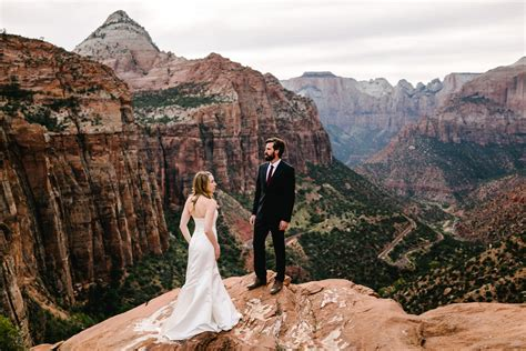 Wedding Zion National Park by Zion National Park Wedding Guide Austen Photography