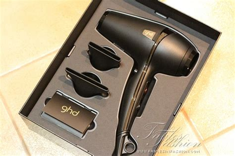 Ghd Hair Dryer Review ghd air professional hairdryer review and photos fables