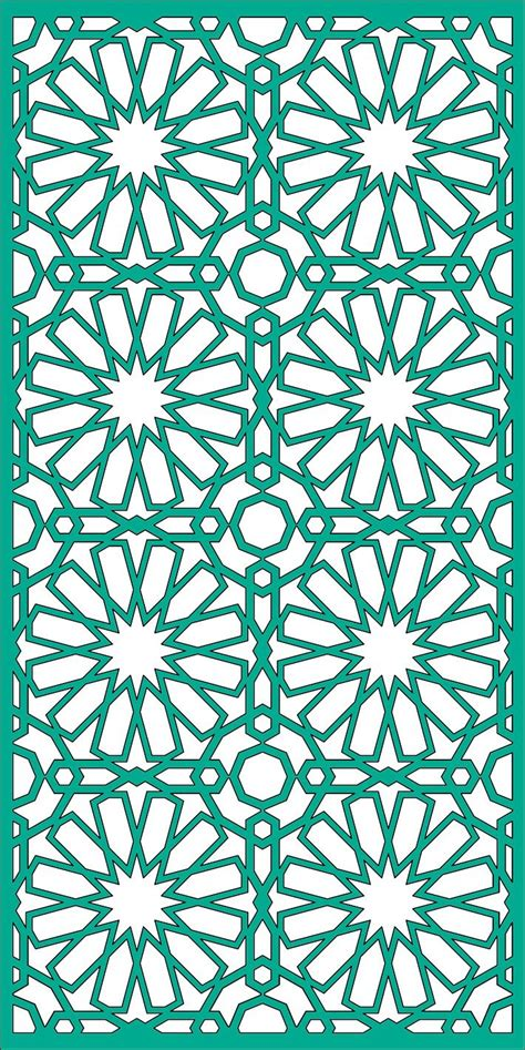 islamic pattern skp 1517 best shapes geometric ornaments colouring images