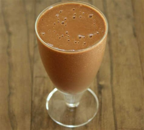 Coffee and coconut booster shake   Days To Fitness