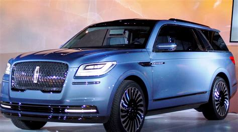 lincoln navigator 2018 2018 lincoln navigator msrp price interior mpg automigas