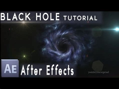 tutorial after effects rasengan tutorial black hole adobe after effects youtube