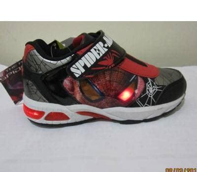 Sepatu Anak Disney Cars Merah Hitam Sepatu Sekolah Boys Shoes dinomarket pasardino sf 208 sepatu anak dengan lu original lesensi resmi