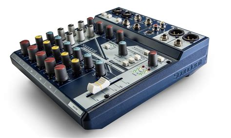 Mixer Soundcraft Fx 16 notepad 8fx soundcraft professional audio mixers