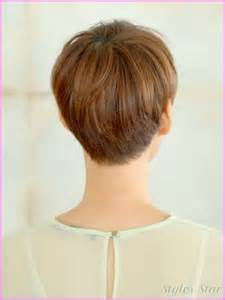 hair cuts front to back short to medium haircuts front and back style