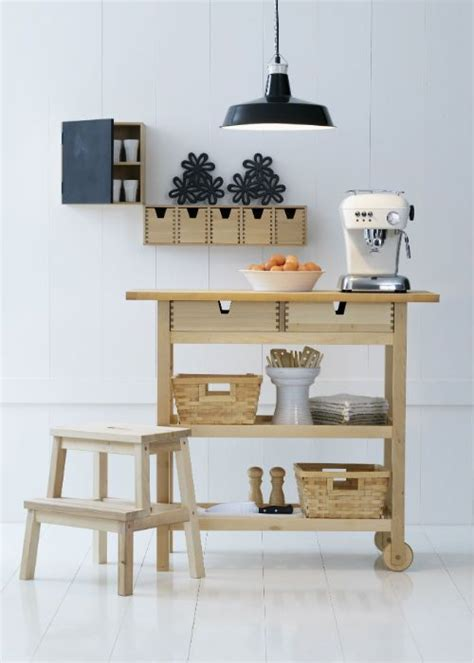 ikea bar cart spices storage home decorating trends 19 ikea f 214 rh 214 ja cart storage and display ideas for every