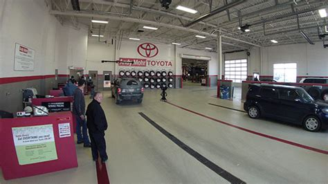 Toyota Service Auto Service Indianapolis Plainfield Fishers Andy Mohr