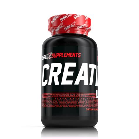 Using Creatine To Detox by Shredz Creatine Shredz 174 Supplements