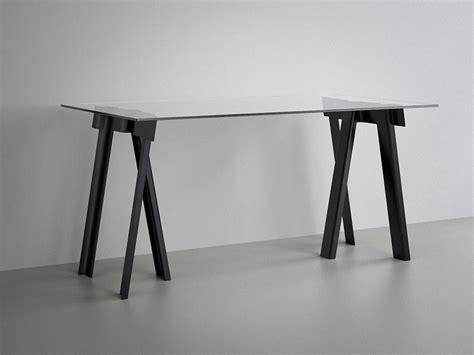 designboom desk studio sat 235 l create a trestle to optimize industrial