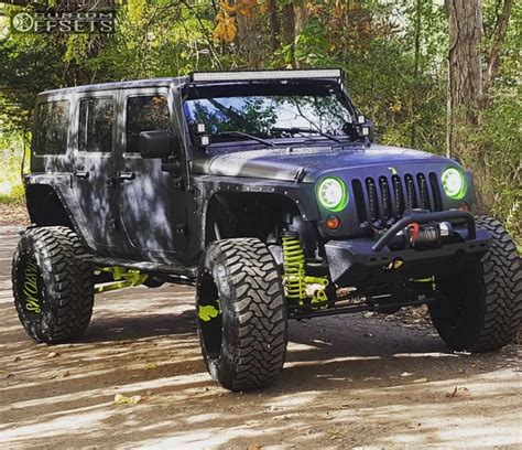 jeep wrangler stance 2013 jeep wrangler fuel 513 bds suspension suspension lift