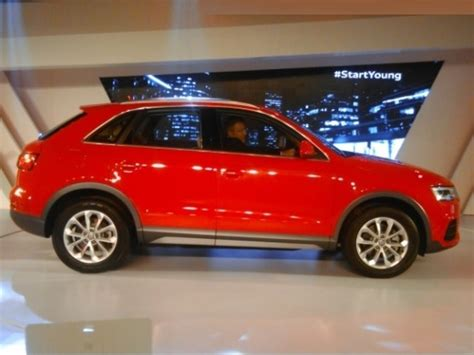 Audi Q3 Diesel Price In India by 2015 Audi Q3 Suv Launched In India Price Features