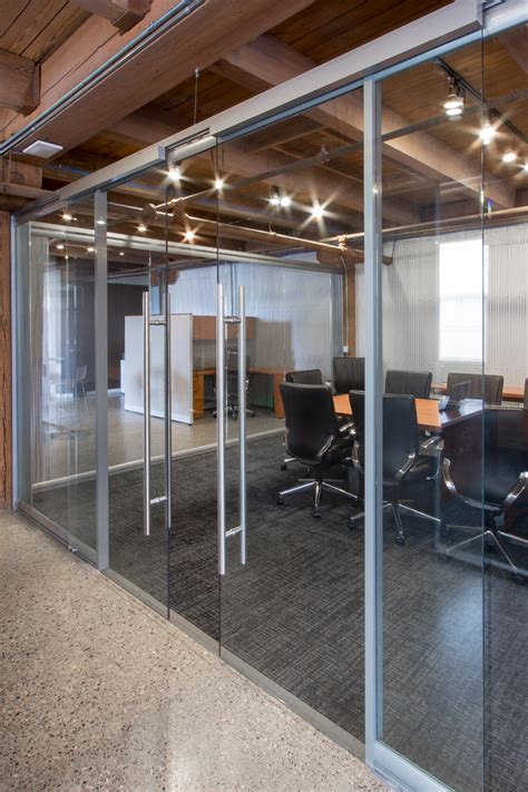 glass office door hardware view glass office wall system