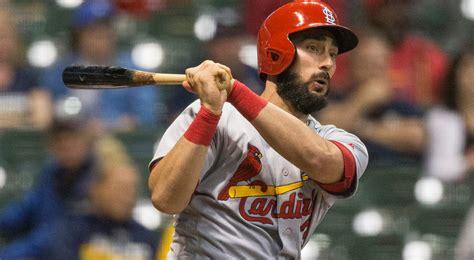 matt sport carpenter has 4 more hits to lead cardinals brewers
